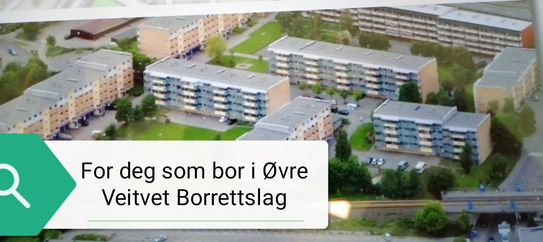 ØVRE VEITVET BORETTSLAG